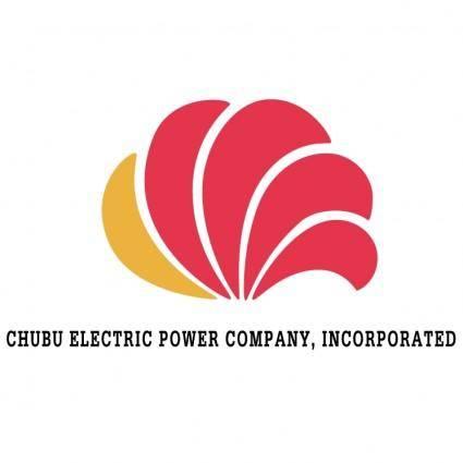 free vector Chubu electric power