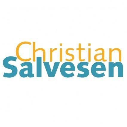 free vector Christian salvesen