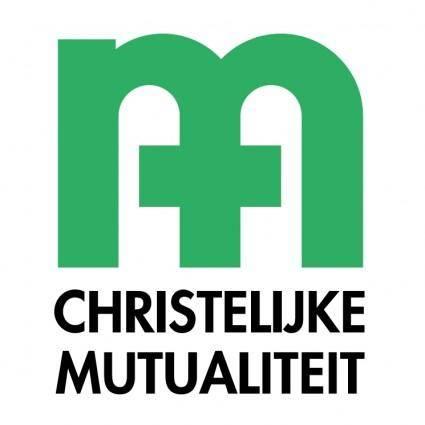 free vector Christelijke mutualiteit