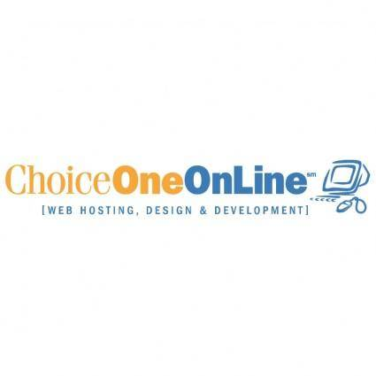 free vector Choiceoneonline