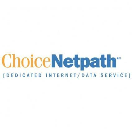 Choicenetpath