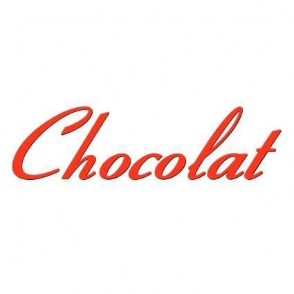 free vector Chocolat