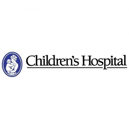 free vector Childrens hospital