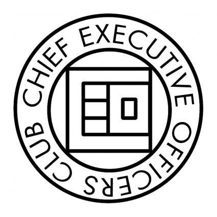 free vector Chief executive officers club