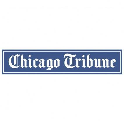 free vector Chicago tribune