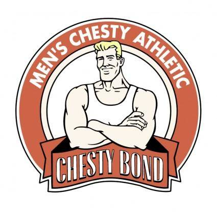free vector Chesty bond