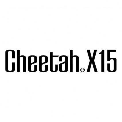 Cheetah x15 0