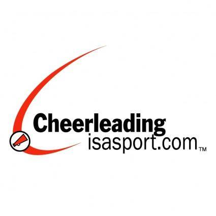 free vector Cheerleadingisasportcom