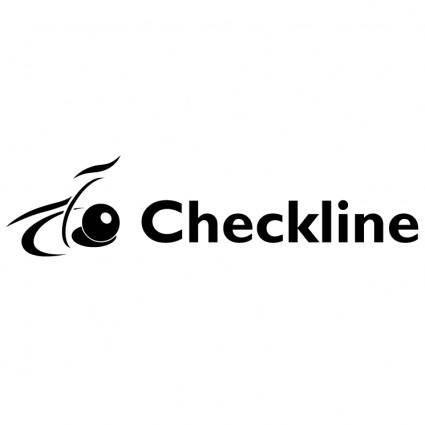 free vector Checkline
