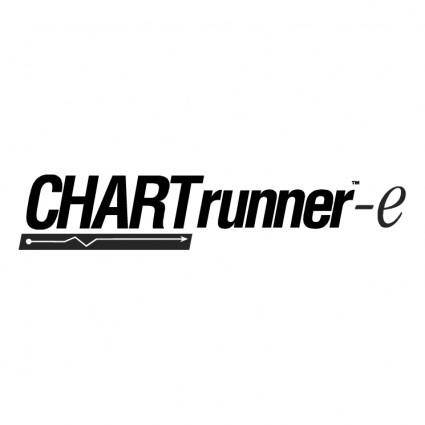 free vector Chart runner e