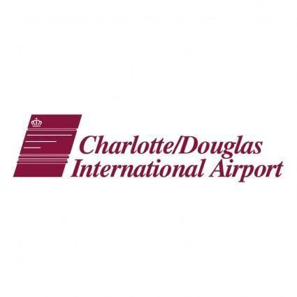 free vector Charlotte douglas international airport