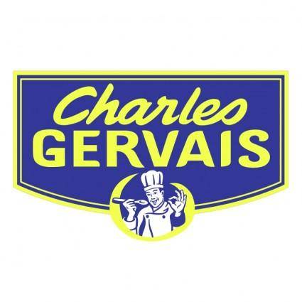 free vector Charles gervais