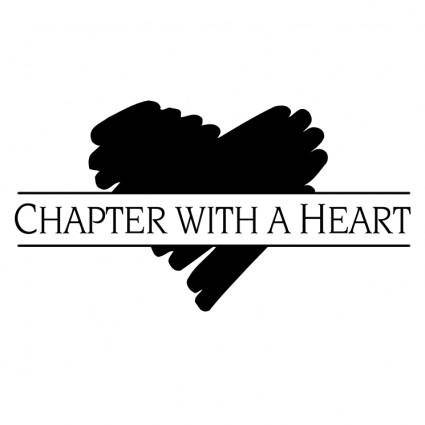 free vector Chapter with a heart