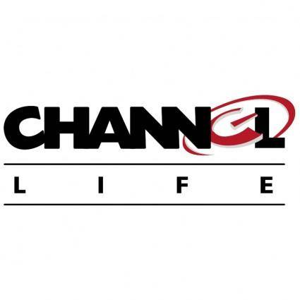 free vector Channel life