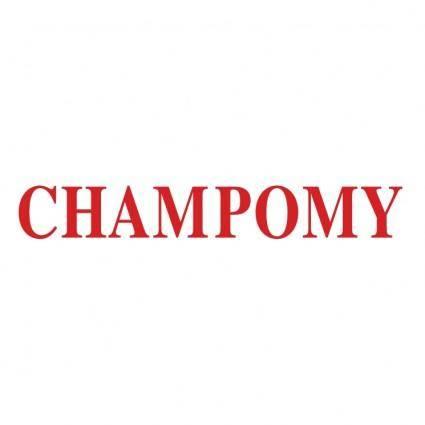 free vector Champomy
