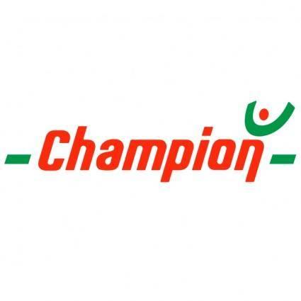 free vector Champion 4