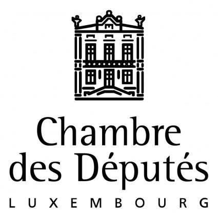 free vector Chambre des deputes
