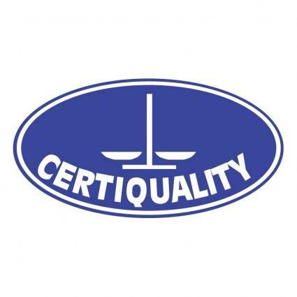 free vector Certiquality