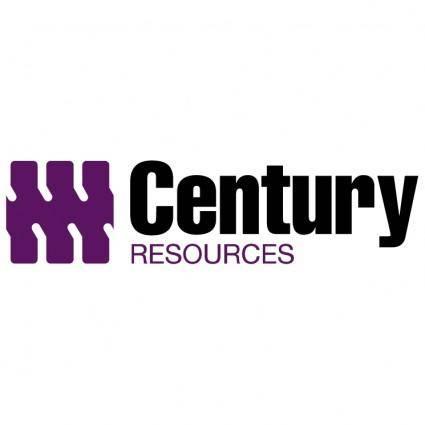 Century resources