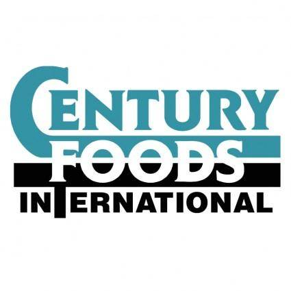 free vector Century foods international