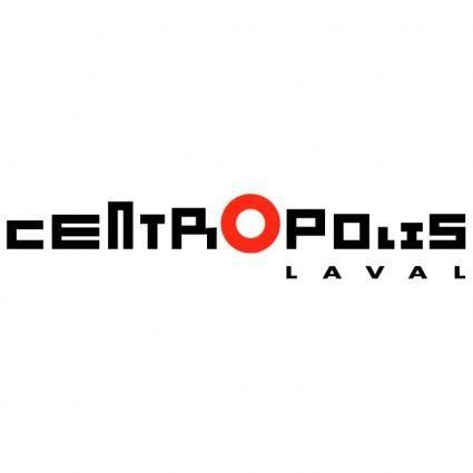 free vector Centropolis laval