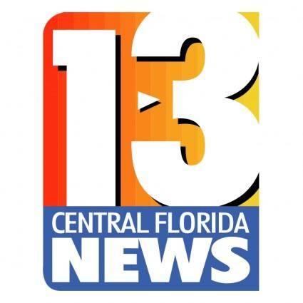 free vector Central florida news 13