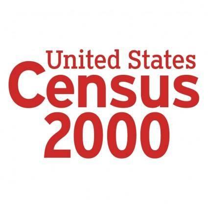 free vector Census 2000