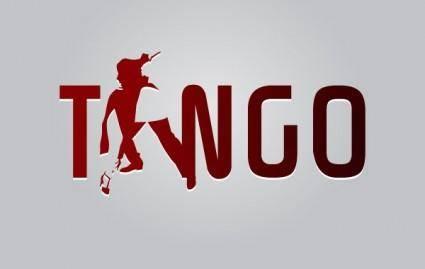 free vector Tango Logo Template