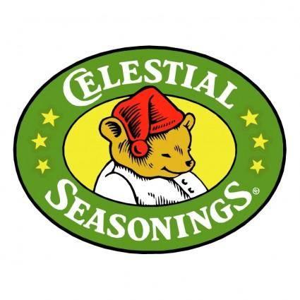 free vector Celestial seasonings