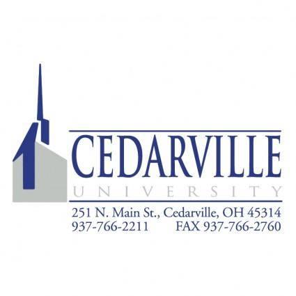 Cedarville university 0