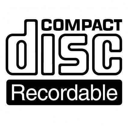 free vector Cd recordable