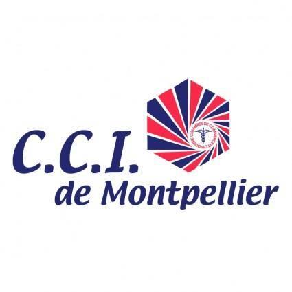 free vector Cci de montpellier