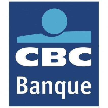 free vector Cbc banque