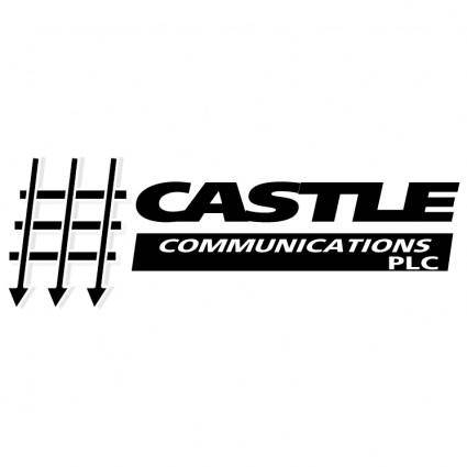 free vector Castle communications