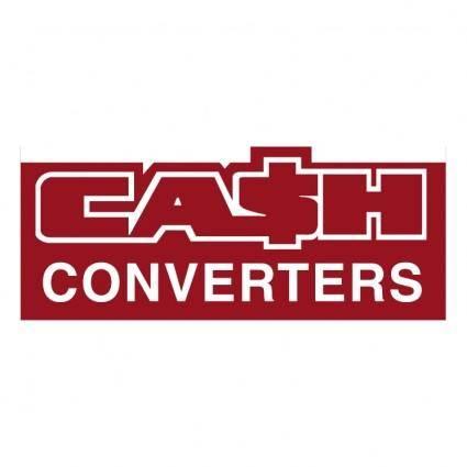 free vector Cash converters 0