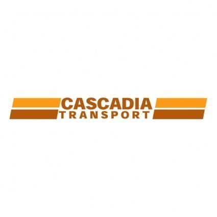 free vector Cascadia transport