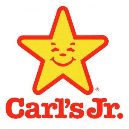 free vector Carls jr 0