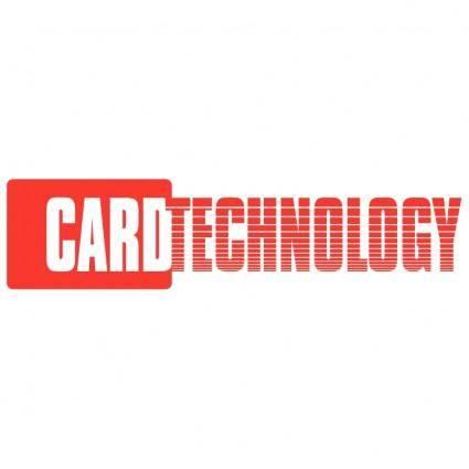 Card technology
