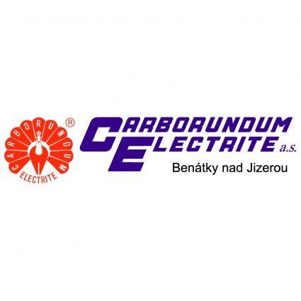 Carborundum electrite
