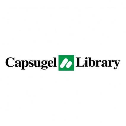 Capsugel library