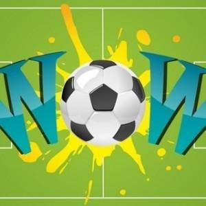 free vector Wow With Soccer Ball