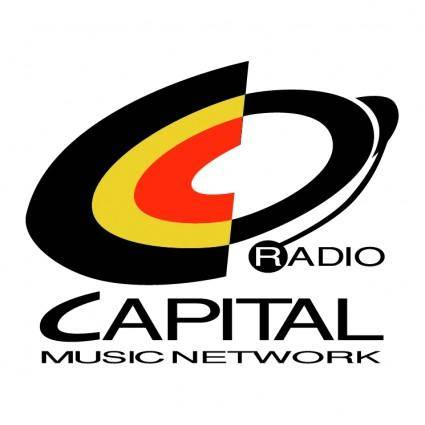 free vector Capital radio