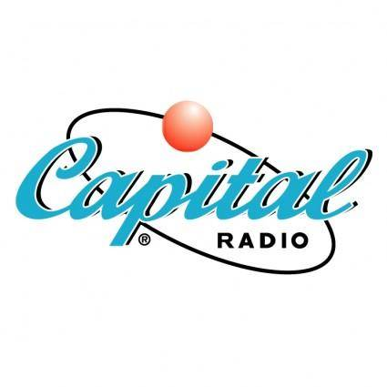 free vector Capital radio 0
