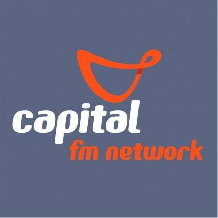 free vector Capital fm network