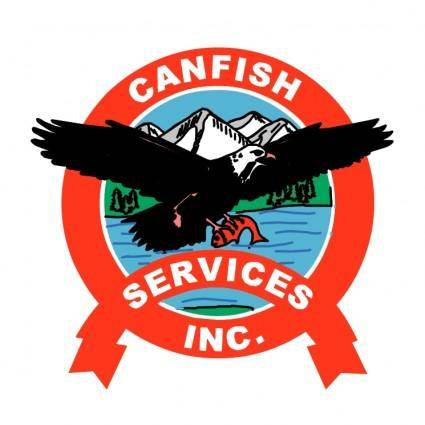 free vector Canfish services