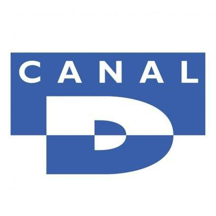 free vector Canal d