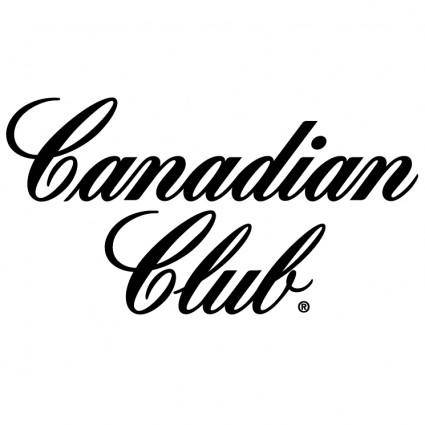 free vector Canadian club 0