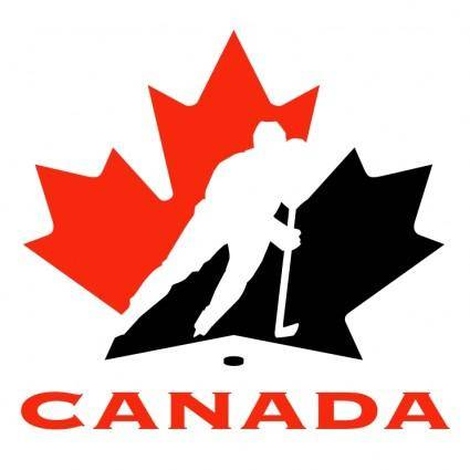 free vector Canada hockey association