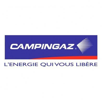 free vector Campingaz
