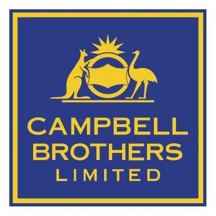 free vector Campbell brothers limited